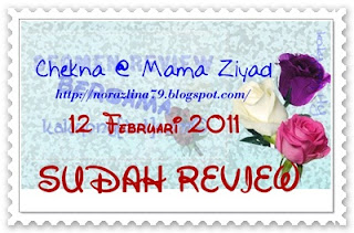 Blog Review by Kak Yong