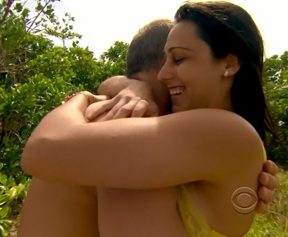 Survivor Roberta RC Saint Amour can make alliances
