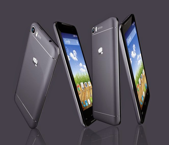 Micromax Canvas Fire 4 (A107)