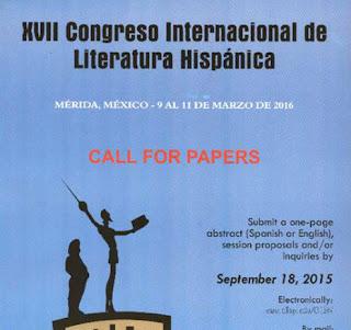 Literaturas Hispánicas, México