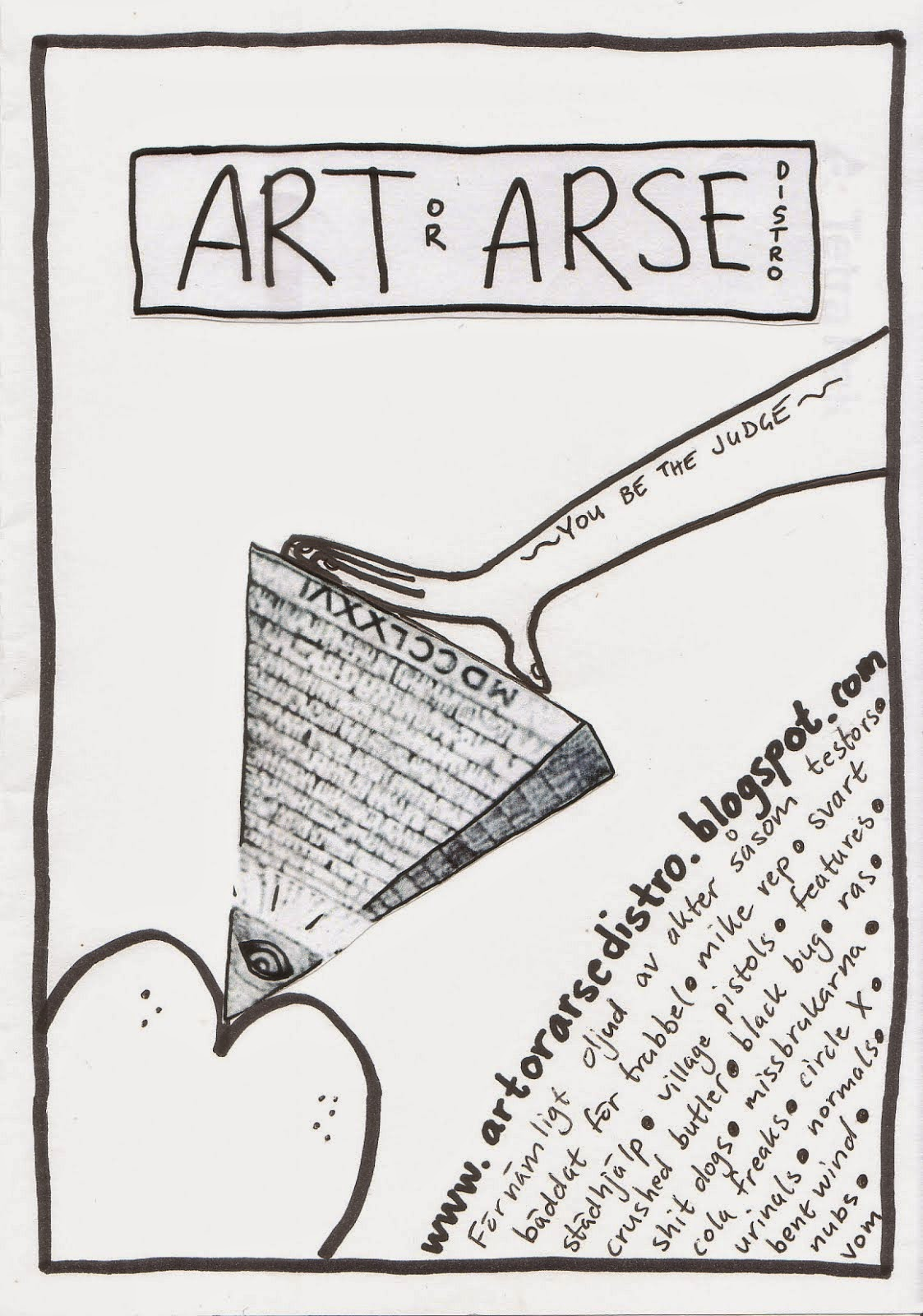 ART or ARSE?