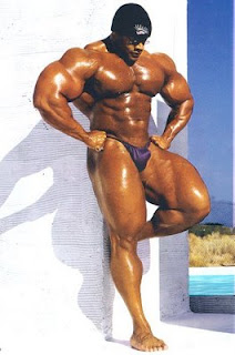 Mark Harris Bodybuilder