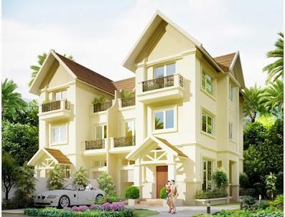 Biệt thự Villas Dương Nội