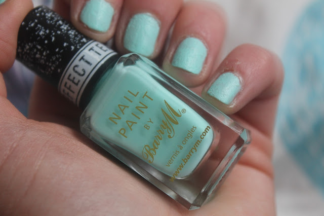 Photo of Barry M Textured Polish in Ridley Road Swatched on Nails