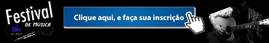 JÁ COMEÇOU ! INSCREVE-SE !