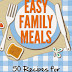 Easy Family Meals - Free Kindle Non-Fiction