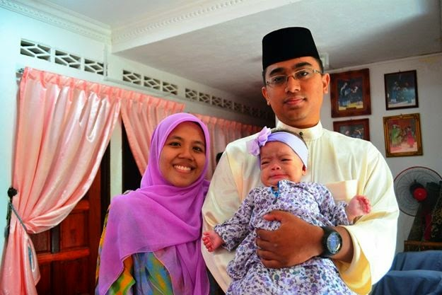 2012 on Eid #familypotrait