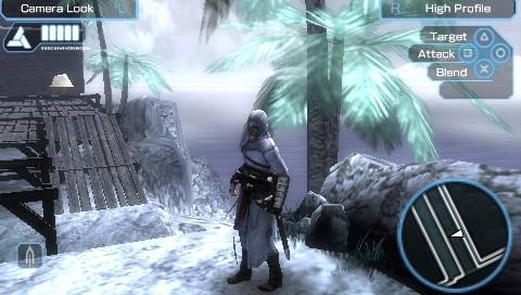 assassins creed bloodlines psp gameplay android