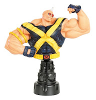 Strong Guy (Marvel Comics) Character Review - Mini Bust Product