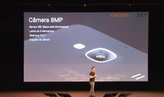 Xiaomi Redmi 2 - Fotos com camera