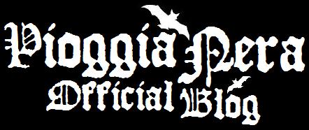 Pioggia Nera Official Blog