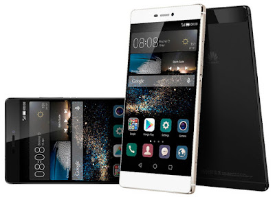HP Android Huawei P8