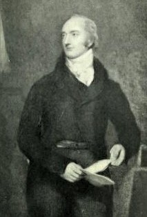 George Canning from The Creevey  Papers by Thomas Creevey (1912)