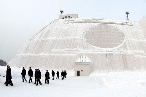 Rusia Ciptakan Sistem Pertahanan Rudal Generasi Baru