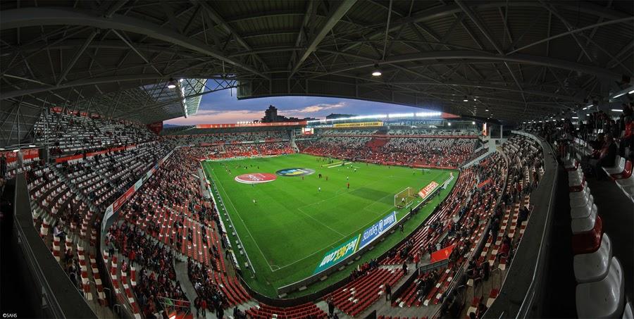 Imagen panor mica de el molin n gij n sporting de gij n - Estadio del sporting de gijon ...