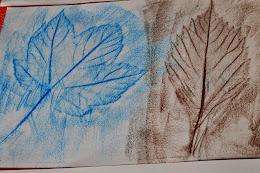 NOU PE CAIETUL CU IDEI: Activitati practice cu frunze