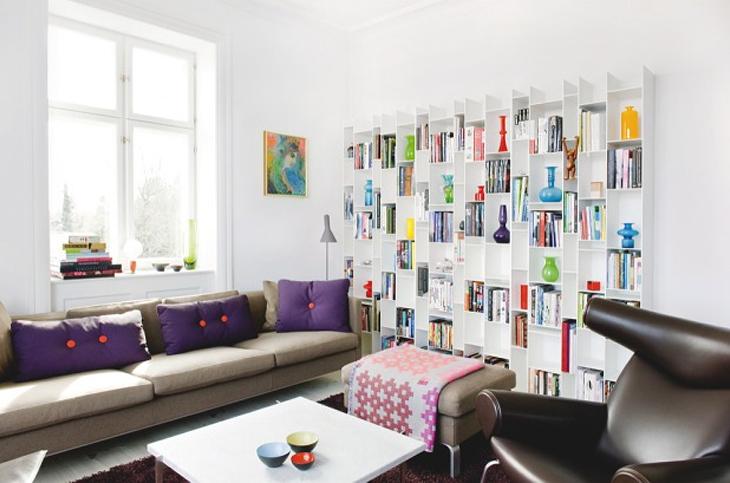design attractor: Design Lover\'s Danish Home