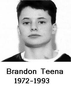 from Jamarion teena brandon murder scene