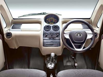 Tata Nano Genx Inside Veiw Images