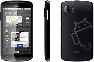 ZTE Skate Ponsel Android Layar 4.3 Inch Harga 900 Ribuan