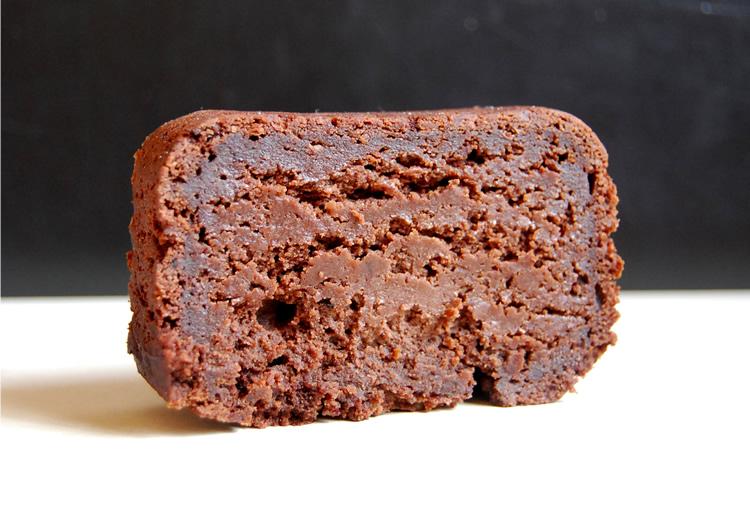 Gateau au chocolat au tofu soyeux