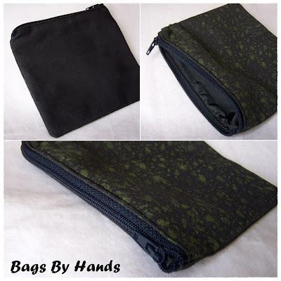 mini trousse Bags by Hands, mini pouch