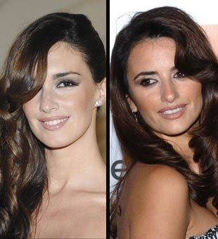 differents paz vega and penelope cruz