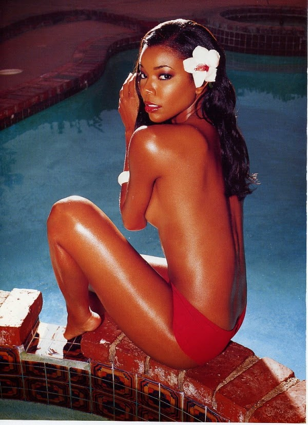 Gabrielle Union Nude Pics Leaked