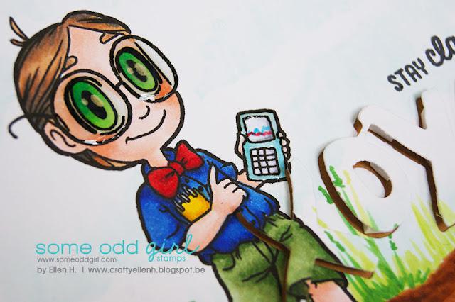 Geeky Tobie
