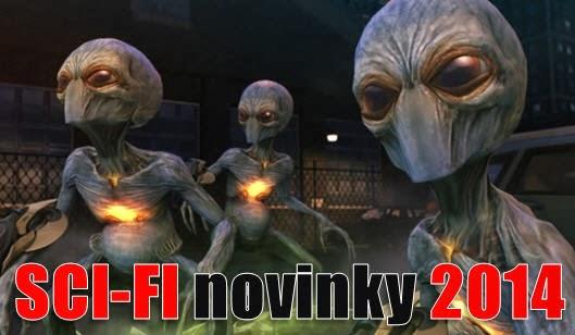 Filmové sci-fi novinky v roce 2014