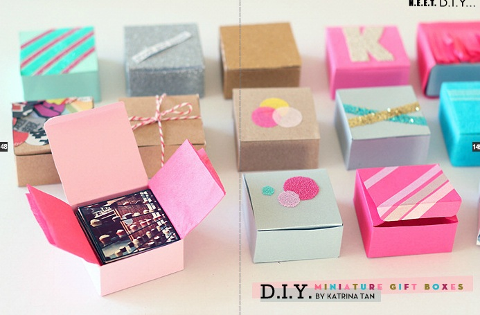 New on the blog about packaging etsy meet up for Diy magazine box