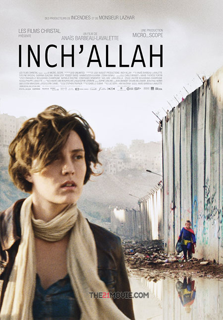 Download Movie: Inch'Allah (2012) BluRay
