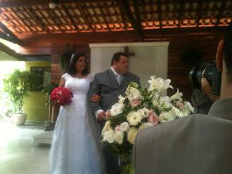 Aline e Eduardo