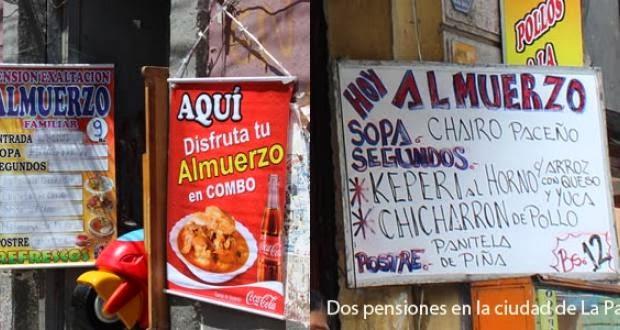 Santa Cruz tiene el precio de almuerzo más caro - Bolivia informa