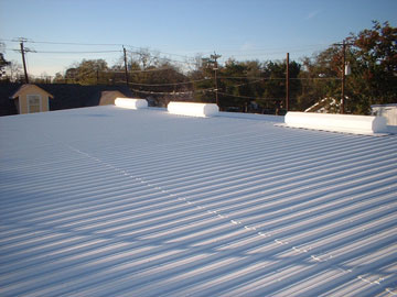 White Roofing Systems Finding The Right Roof Coating