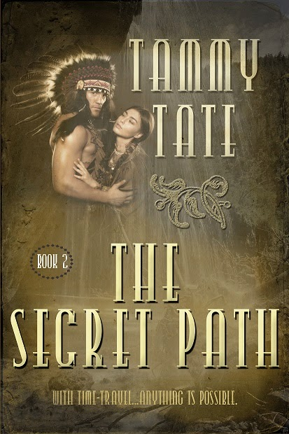 The Secret Path (The Spirit Path - Book 2) Time Travel Romance