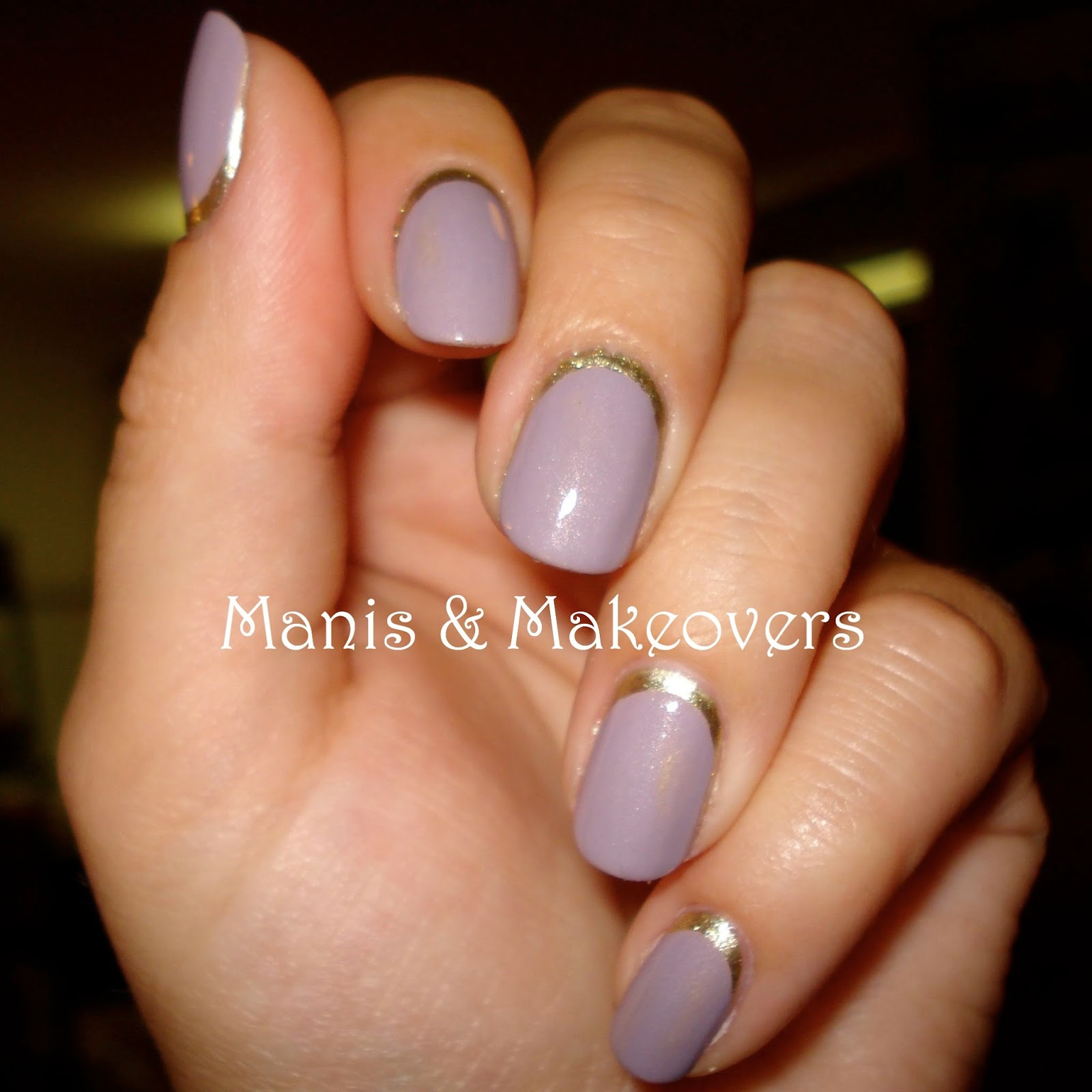 Manis & Makeovers: Mani Monday - The Ruffian Reloaded!