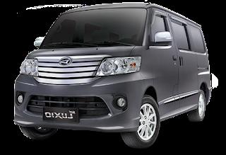 Harga Daihatsu New Luxio Oktober 2015 di Medan