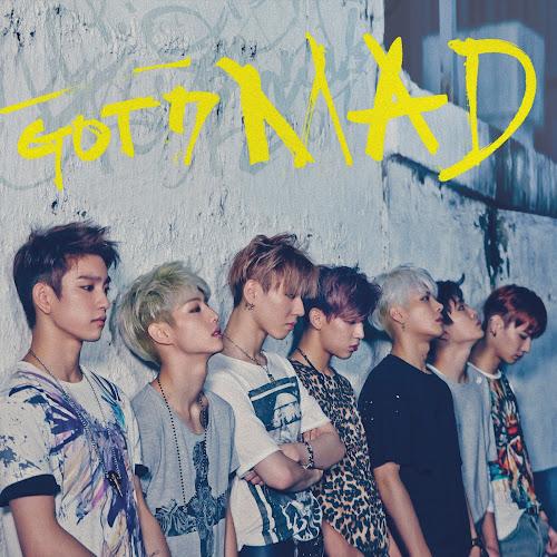 Download Mini Album GOT7 MAD Mp3 Full