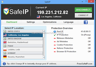SafeIP free great tool to hide ur ip Picture+001