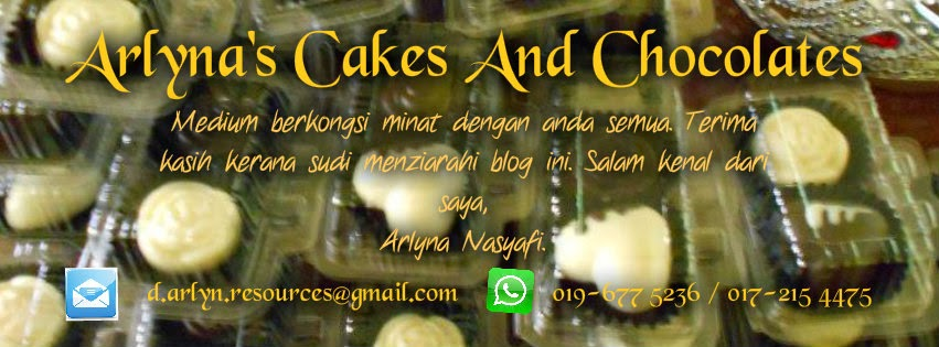 Arlyna's Cakes, Chocolates And Cookies