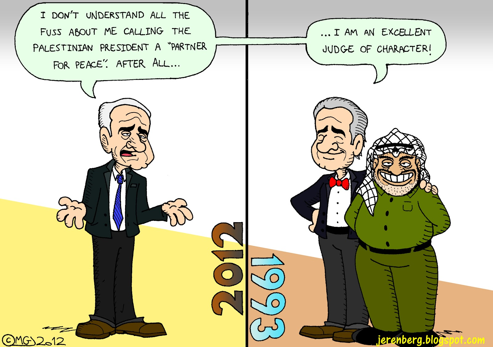 Image result for Shimon Peres CARTOON