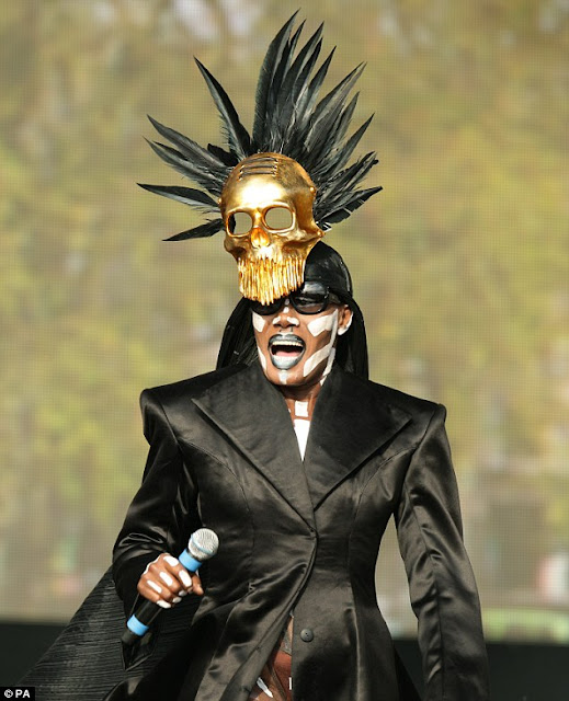Grace Jones biography I'll Never Write My Memoirs