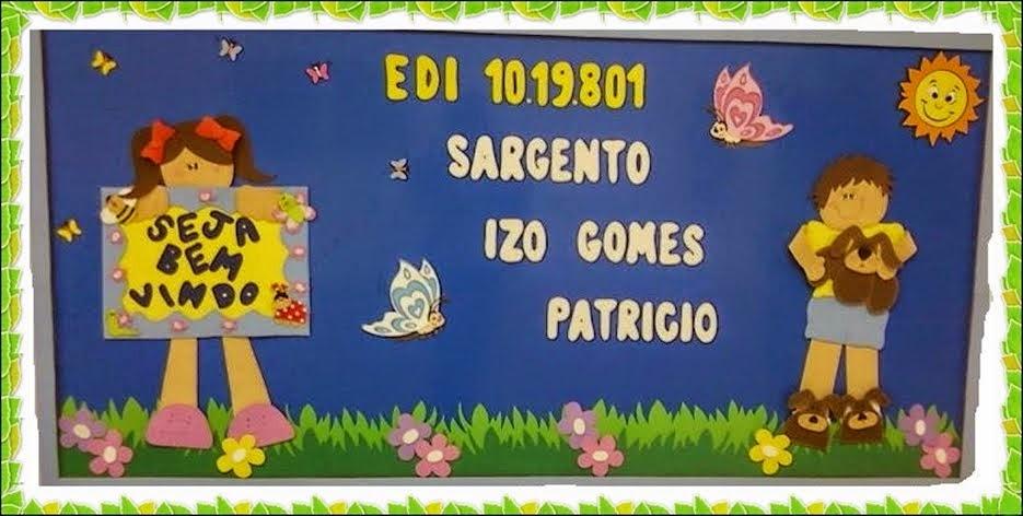 EDI Sargento Izo Gomes Patricio