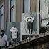 Art a l'aire lliure a Lisboa