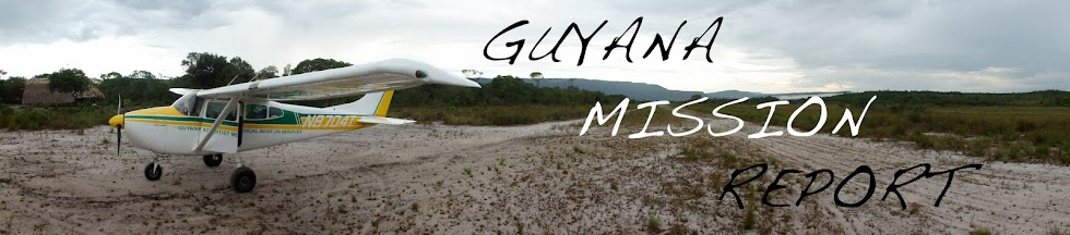 Guyana Aviation Evangelism