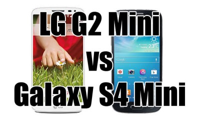 Pilih Mana, LG G2 Mini atau Samsung Galaxy S4 Mini?