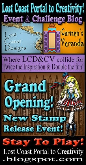 New Stamp Release Event May 16 - July 22!