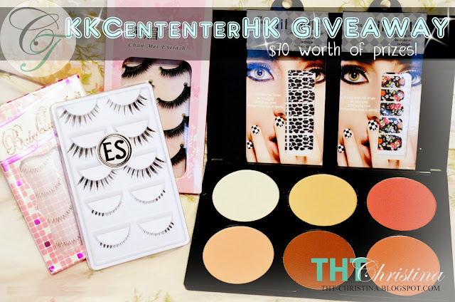 $70 Worth KKCenterHK GIVEAWAY
