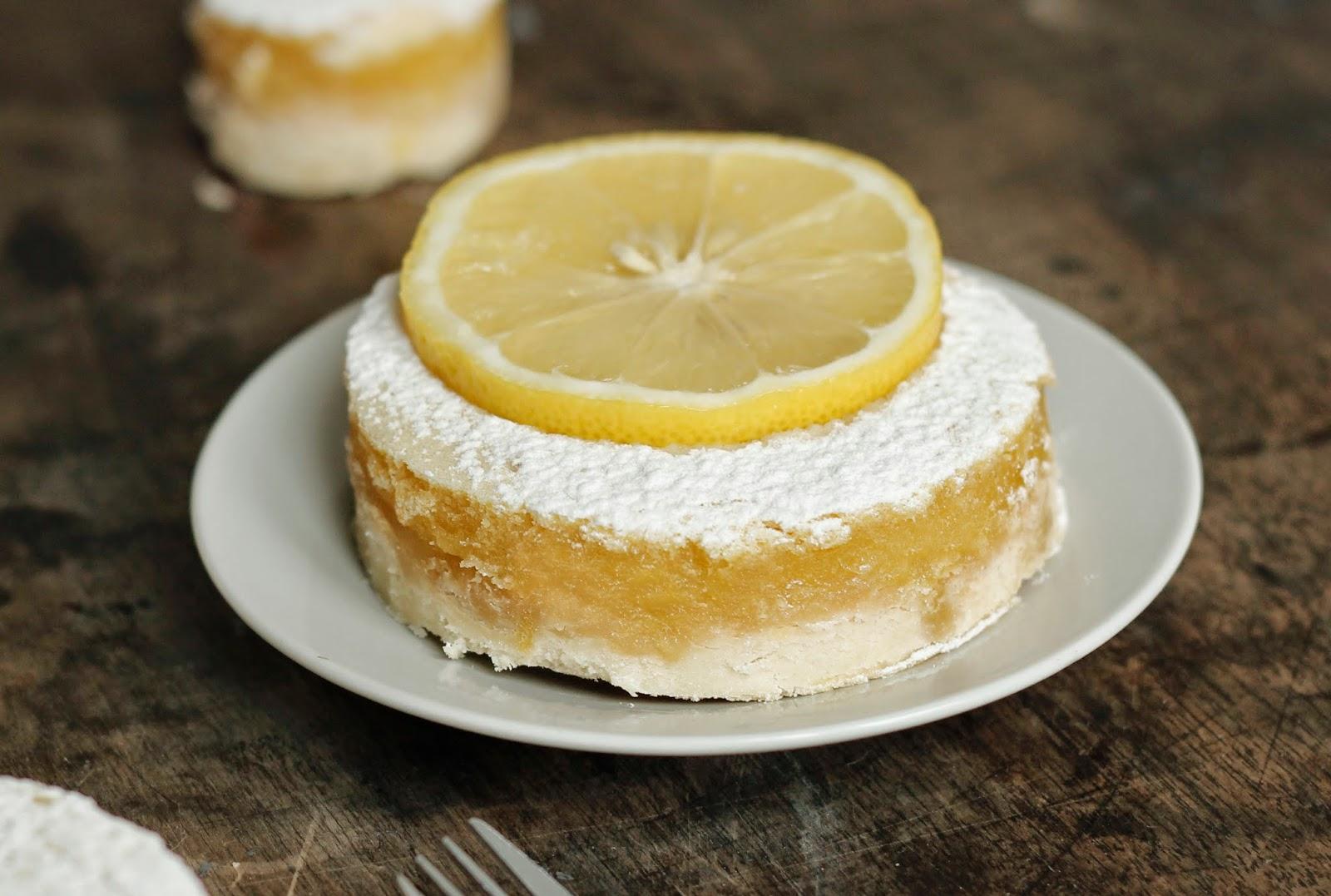 Pastel de Limon al Horno, Postres Faciles